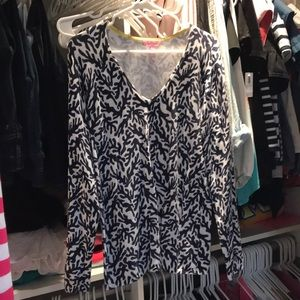 EUC Lilly Pulitzer Adelaide Sweater